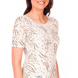 Proginė suknelė su pasijoniu PSSMB01