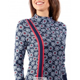 Suknelė viskozinis kostiumėlis SKMM01