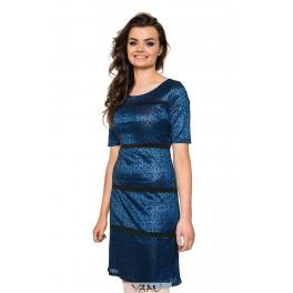 Proginė suknelė linijomis PSTMM01
