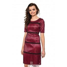 Proginė suknelė linijomis PSTMR01