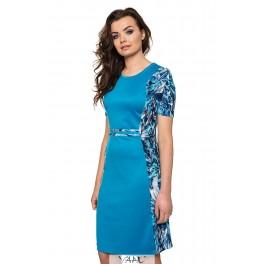 Suknelė margais šonais VSLMM04