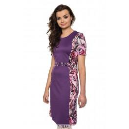 Suknelė margais šonais VSLMV01