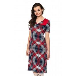 Platėjanti suknelė su kalnieriuku VSV5MR01