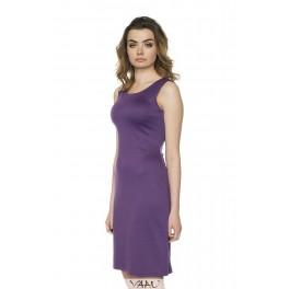 Alyvinė suknelė be rankovių VSSMV01