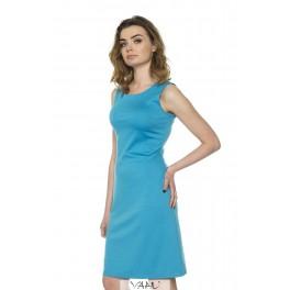 Žydra suknelė be rankovių VSSMM02