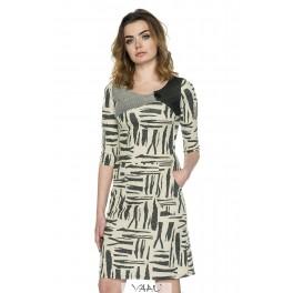 Suknelė su kišenėmis SV10MKR01