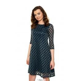 Puošni varpelio formos suknelė PSR04MP01