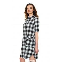 Languota marškinių tipo suknelė VSM1MJ01