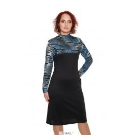 Suknelė aukšta apykakle   SR01MM04