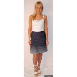 Mėlynas burbulėtas sijonas trumpesnis (2 variantas),  VSI1MM02