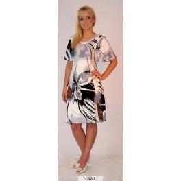 Gėleta  suknelė su rankovėmis VSP02M MA05
