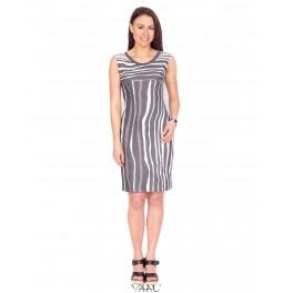 Pilkos suknelės linijomis, VSV2P01