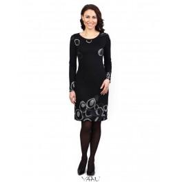 Suknelės su juodais burbulais SSMJ01